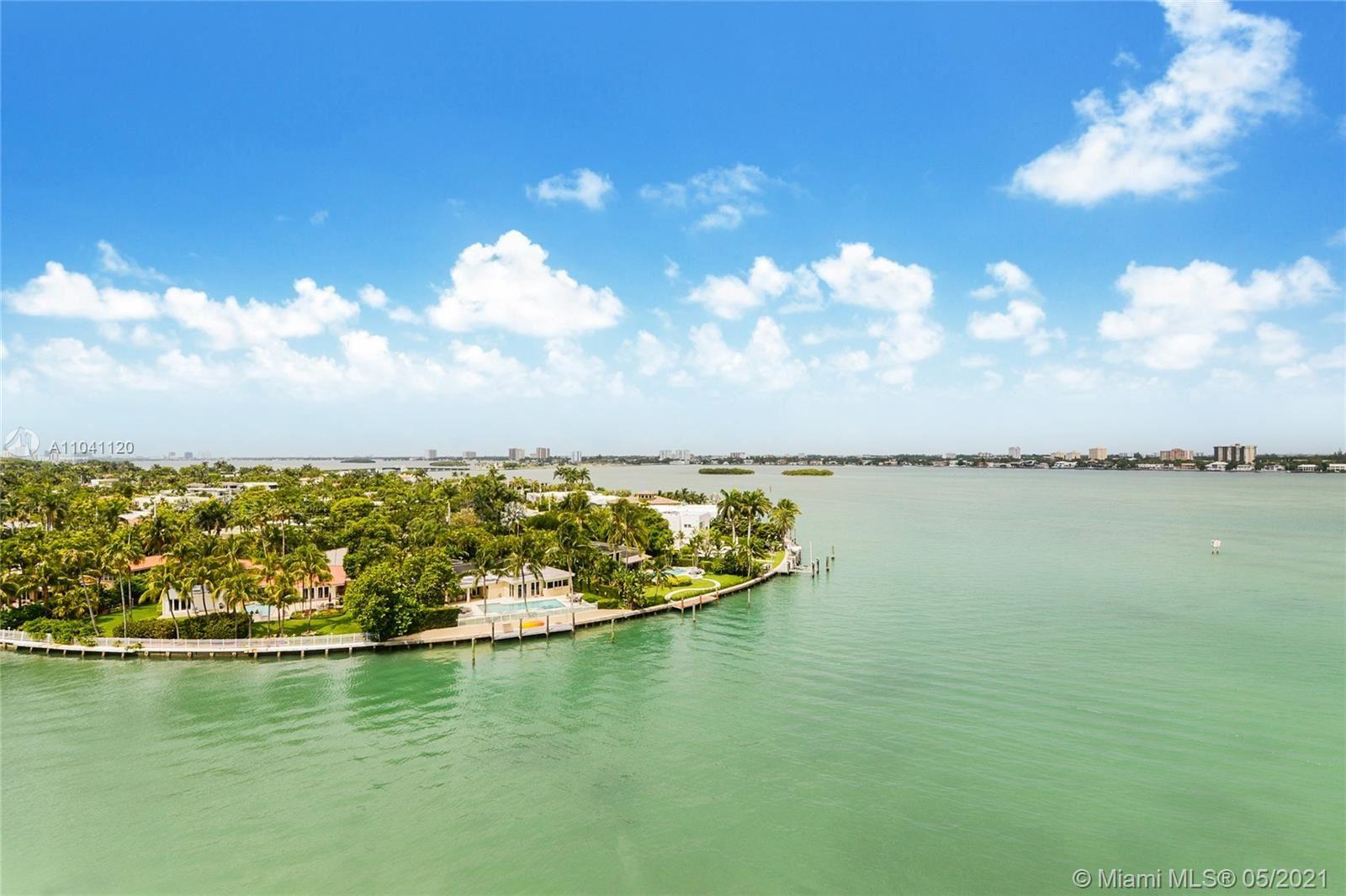 Photo of 10300 W Bay Harbor Dr #9D, Bay Harbor Islands, FL 33154 (MLS # A11041120)
