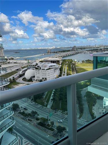 Photo of 900 Biscayne Blvd #2510, Miami, FL 33132 (MLS # A10781121)