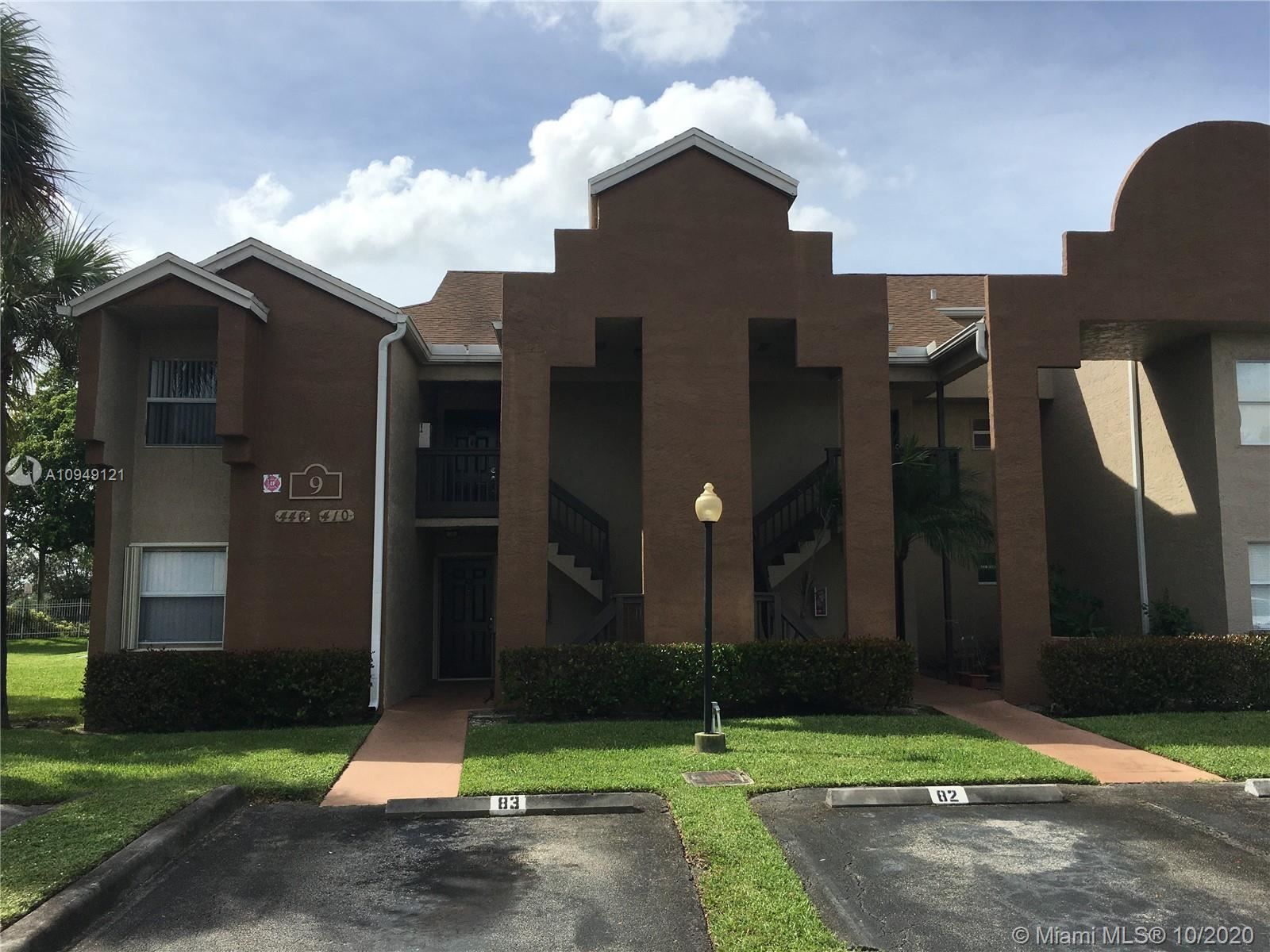 436 SW 113th Way #436, Pembroke Pines, FL 33025 - #: A10949121