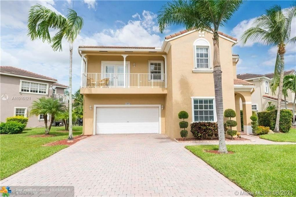 12653 NW 7th Ct, Coral Springs, FL 33071 - #: A11016121