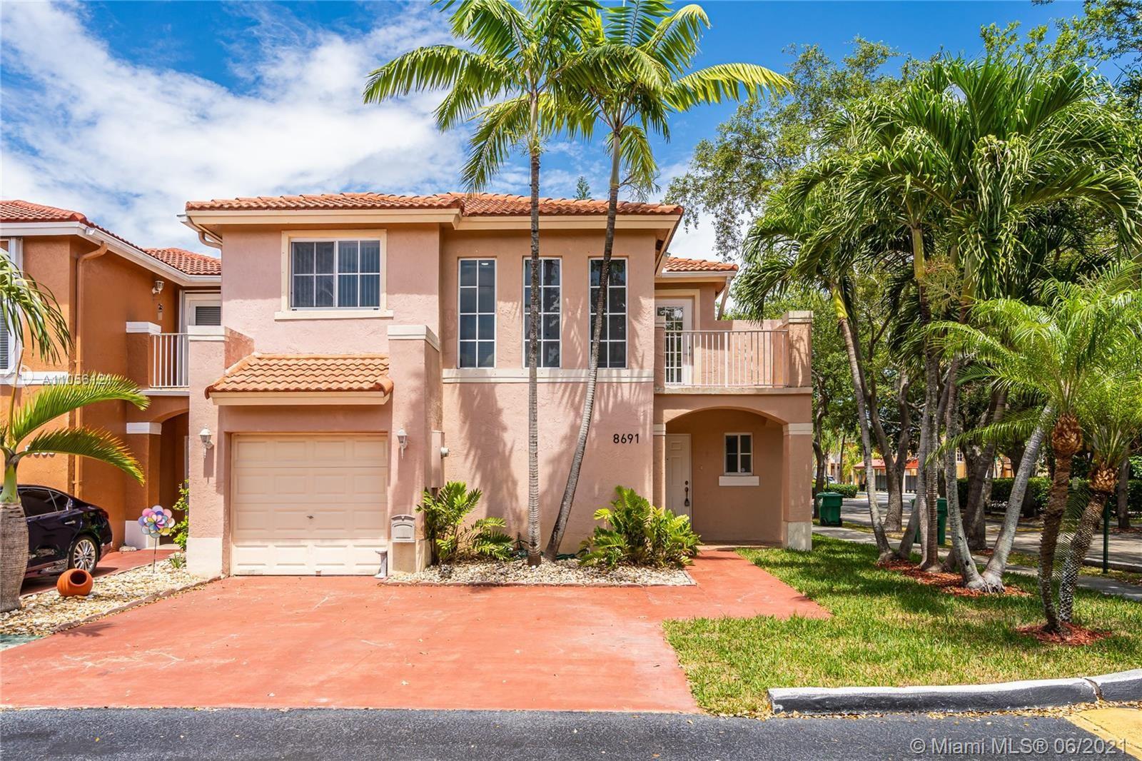 8691 SW 159th PL, Miami, FL 33193 - #: A11056121