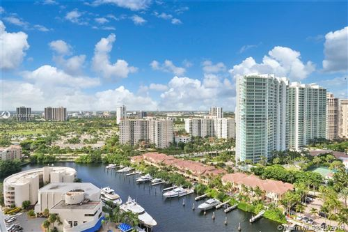 Photo of 19707 Turnberry Way #24C, Aventura, FL 33180 (MLS # A10706122)