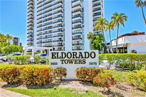 Photo of Listing MLS a10860122 in 3675 N Country Club Dr #1102 Aventura FL 33180