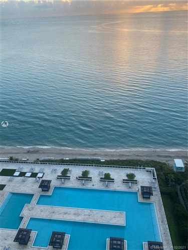 Photo of 1850 S Ocean Dr #2802/2803, Hallandale Beach, FL 33009 (MLS # A10870122)