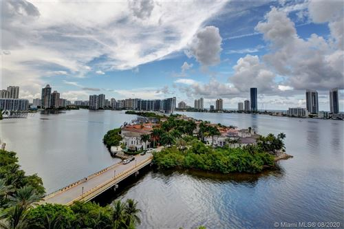 Photo of 4000 Island Blvd #1104, Aventura, FL 33160 (MLS # A10906122)