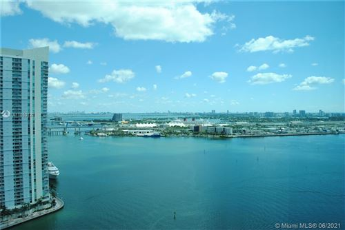 Photo of 900 Brickell Key Blvd #2302, Miami, FL 33131 (MLS # A11050122)