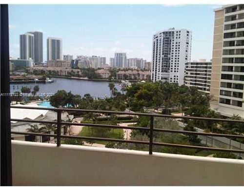 Photo of 600 Three Islands Blvd #719, Hallandale Beach, FL 33009 (MLS # A11112122)
