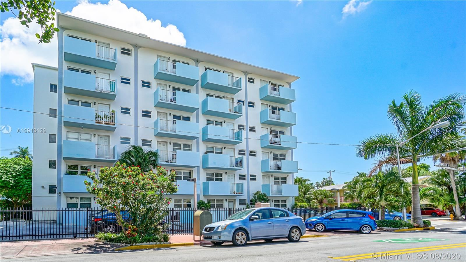 801 Meridian Ave #5E, Miami Beach, FL 33139 - #: A10913122