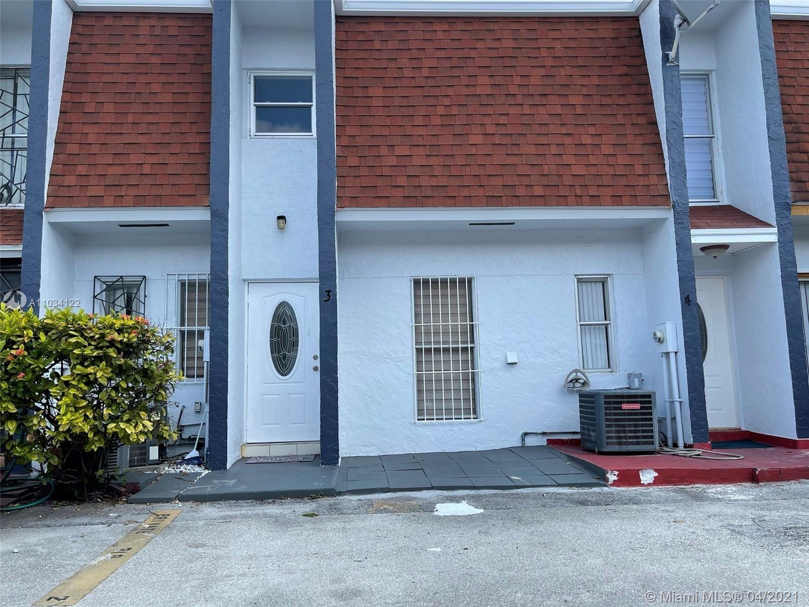 318 NW 107th Ave #3D, Miami, FL 33172 - #: A11034122