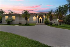 Photo of Listing MLS a10646123 in 18950 SW 54th Pl Southwest Ranches FL 33332