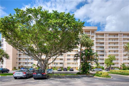Photo of 2671 S Course Drive #704, Pompano Beach, FL 33069 (MLS # A10932123)