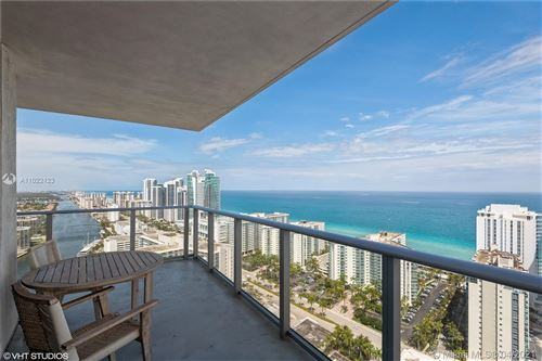 Photo of 4010 S Ocean Dr #R2901, Hollywood, FL 33019 (MLS # A11022123)