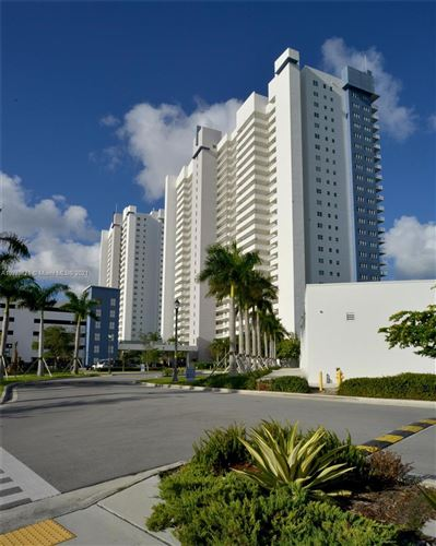 Photo of 15051 Royal Oaks Ln #704, North Miami, FL 33181 (MLS # A10978124)