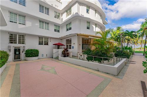 Photo of 1250 Ocean Dr #3F, Miami Beach, FL 33139 (MLS # A11112124)