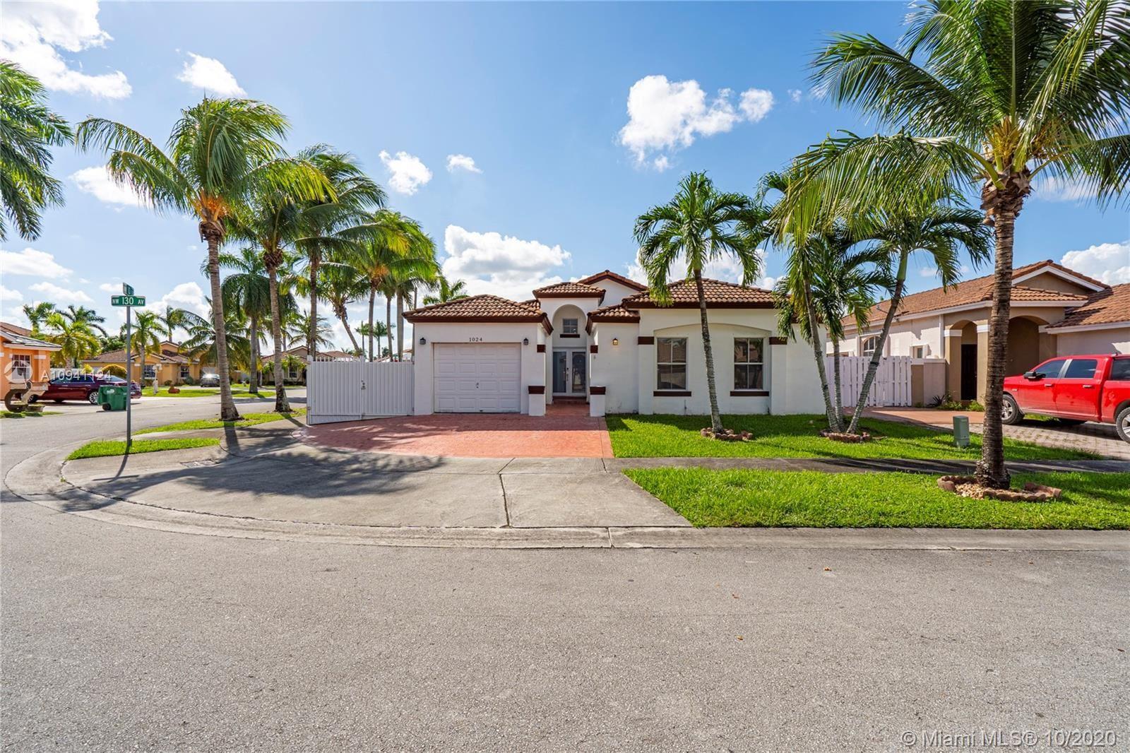 1024 NW 130th Ave, Miami, FL 33182 - #: A10941124