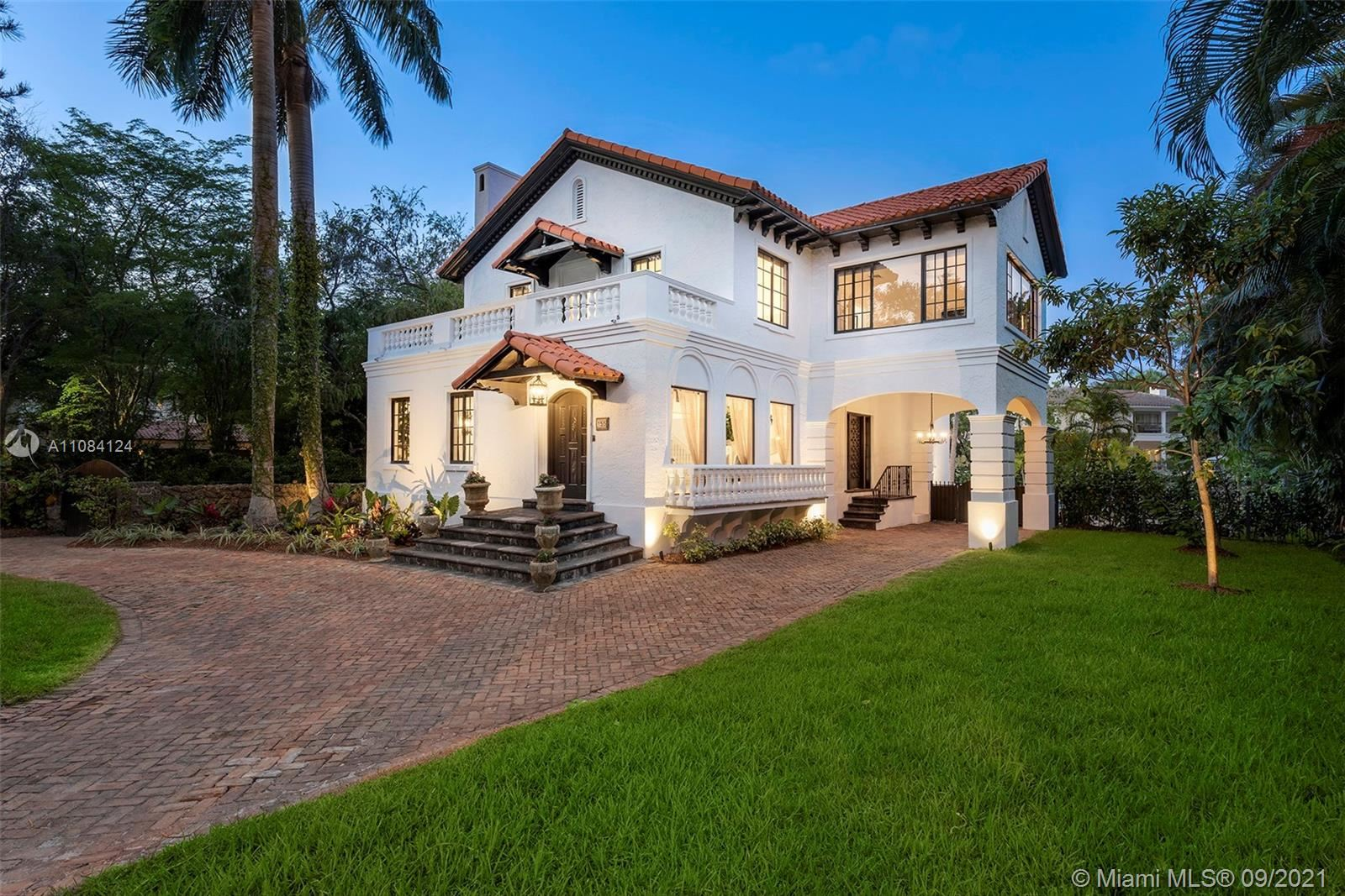 Photo of 155 Cocoplum Rd, Coral Gables, FL 33143 (MLS # A11084124)