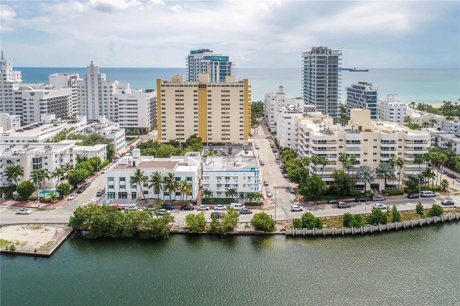 Photo of 3801 Indian Creek Dr #202, Miami Beach, FL 33140 (MLS # A11113124)