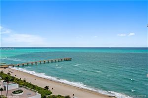 Photo of 16425 Collins Ave #1215, Sunny Isles Beach, FL 33160 (MLS # A10578125)