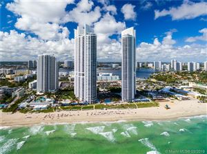 Photo of 18201 Collins Ave #1601A, Sunny Isles Beach, FL 33160 (MLS # A10642125)