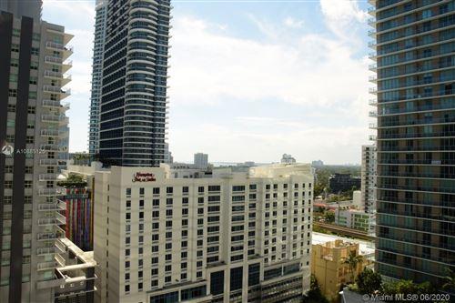 Photo of Listing MLS a10885125 in 1100 S Miami Ave #1603 Miami FL 33130