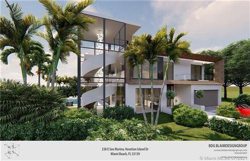 Photo of 238 E San Marino Dr, Miami Beach, FL 33139 (MLS # A11055125)