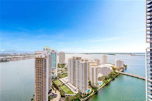 Photo of 475 Brickell Ave #3907, Miami, FL 33131 (MLS # A11075125)