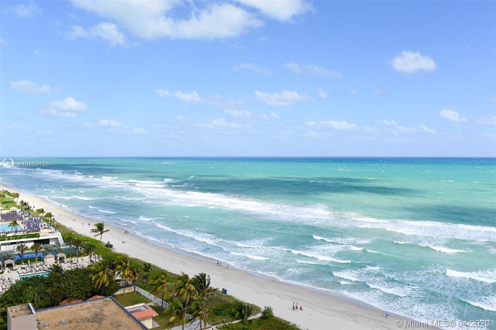1950 S Ocean Dr #12K, Hallandale Beach, FL 33009 - #: A10800125