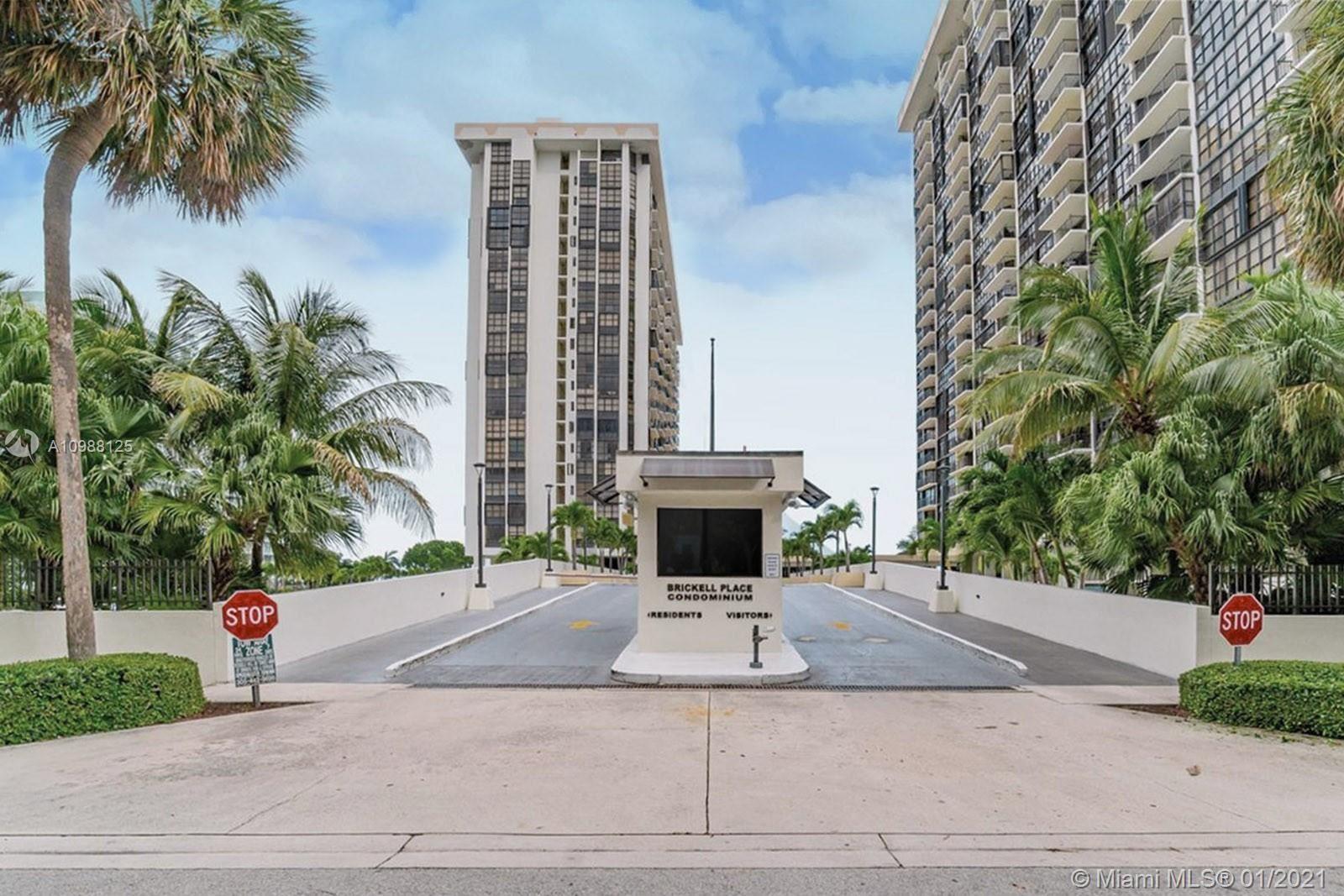 1865 Brickell Ave #A1602, Miami, FL 33129 - #: A10988125