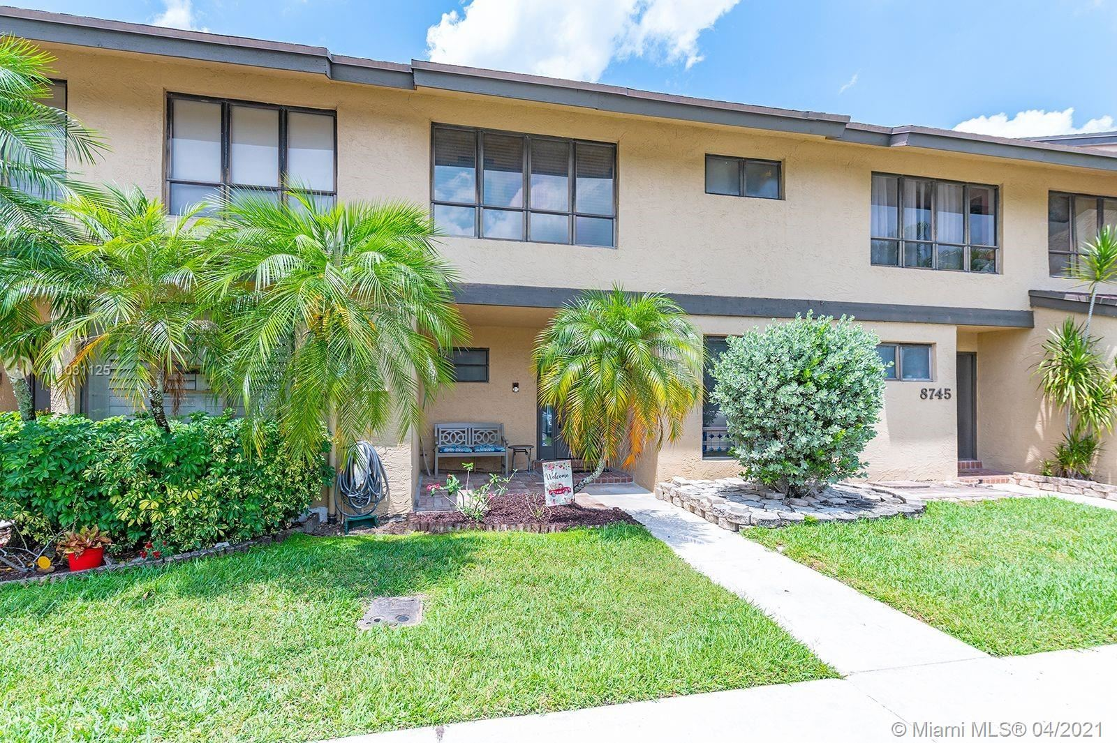 8747 Cleary Blvd #8747, Plantation, FL 33324 - #: A11031125