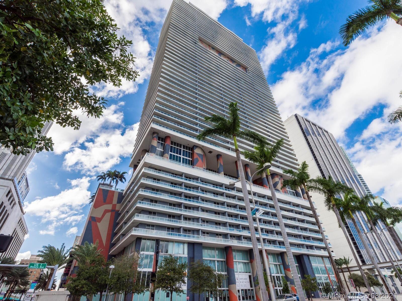 50 Biscayne Blvd #1811, Miami, FL 33132 - #: A11086125