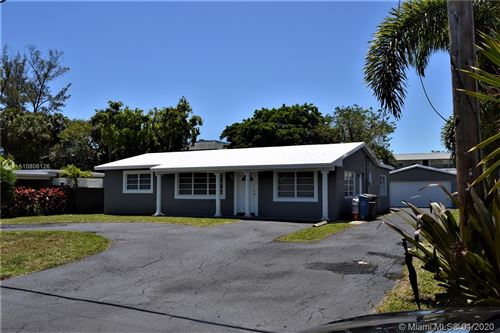 Photo of Listing MLS a10806126 in 790 NW 33rd St Oakland Park FL 33309