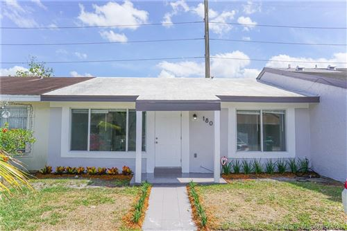 Photo of Listing MLS a10852126 in 18016 NW 41st Pl Miami Gardens FL 33055