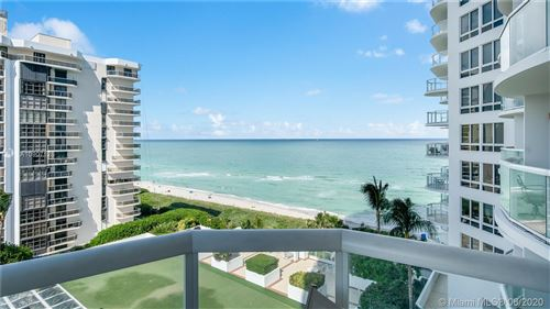 Photo of 6365 Collins Ave #1108, Miami Beach, FL 33141 (MLS # A10907126)