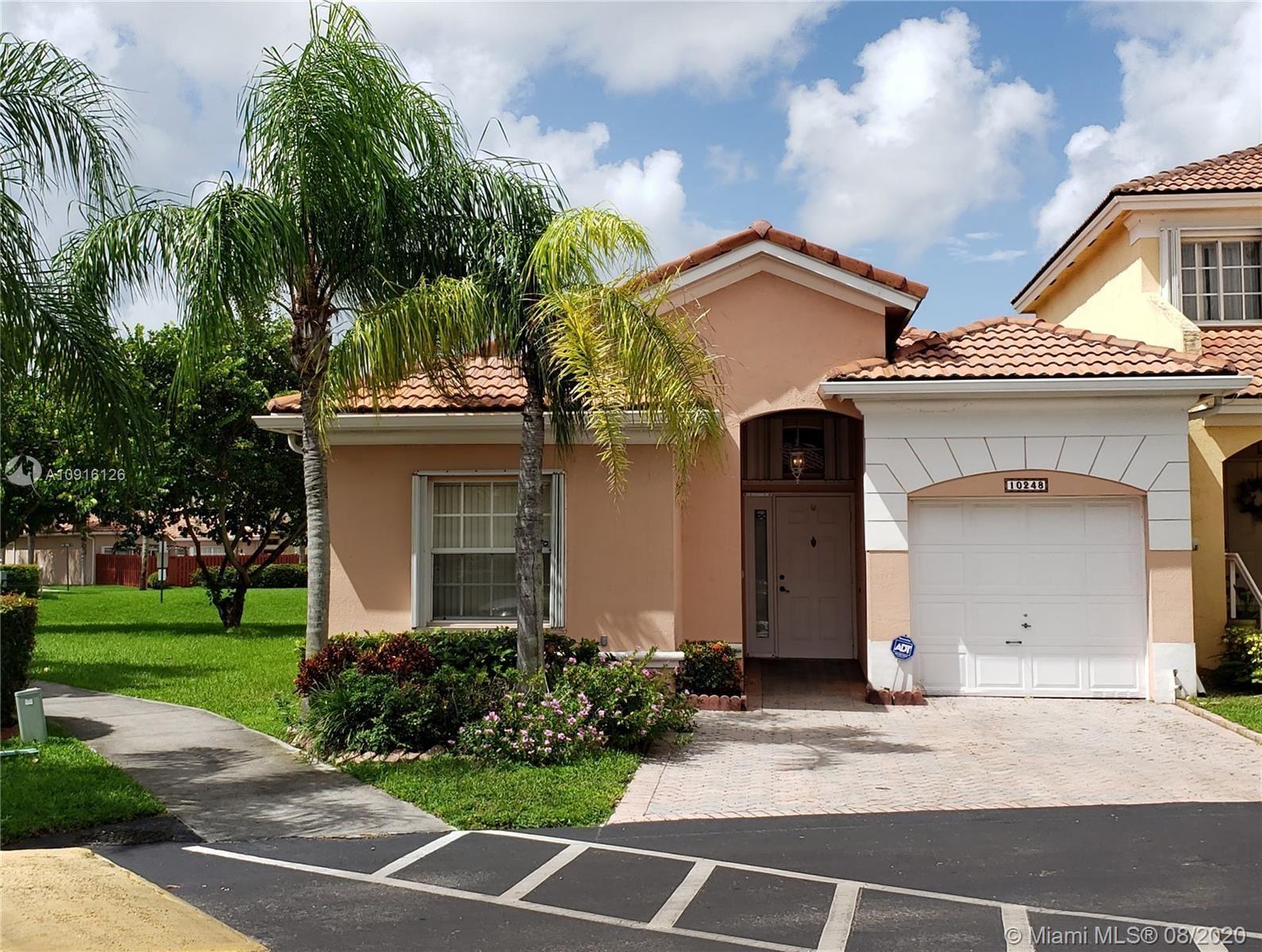 10248 SW 162nd Pl, Miami, FL 33196 - #: A10916126