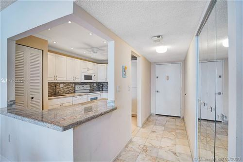 Photo of Listing MLS a10664127 in 3701 N Country Club Dr #208 Aventura FL 33180