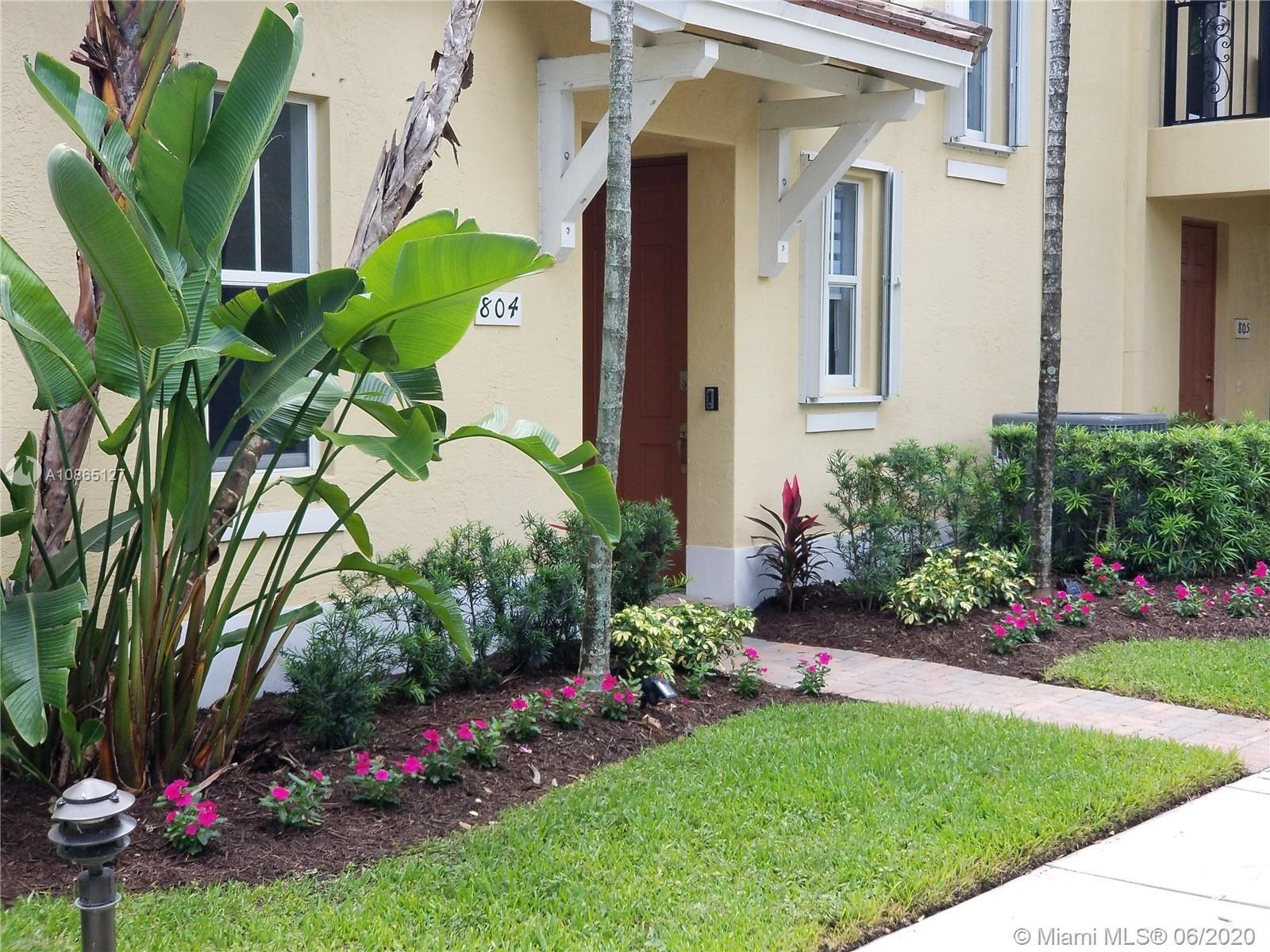 4680 Mimosa Pl #804, Coconut Creek, FL 33073 - #: A10865127