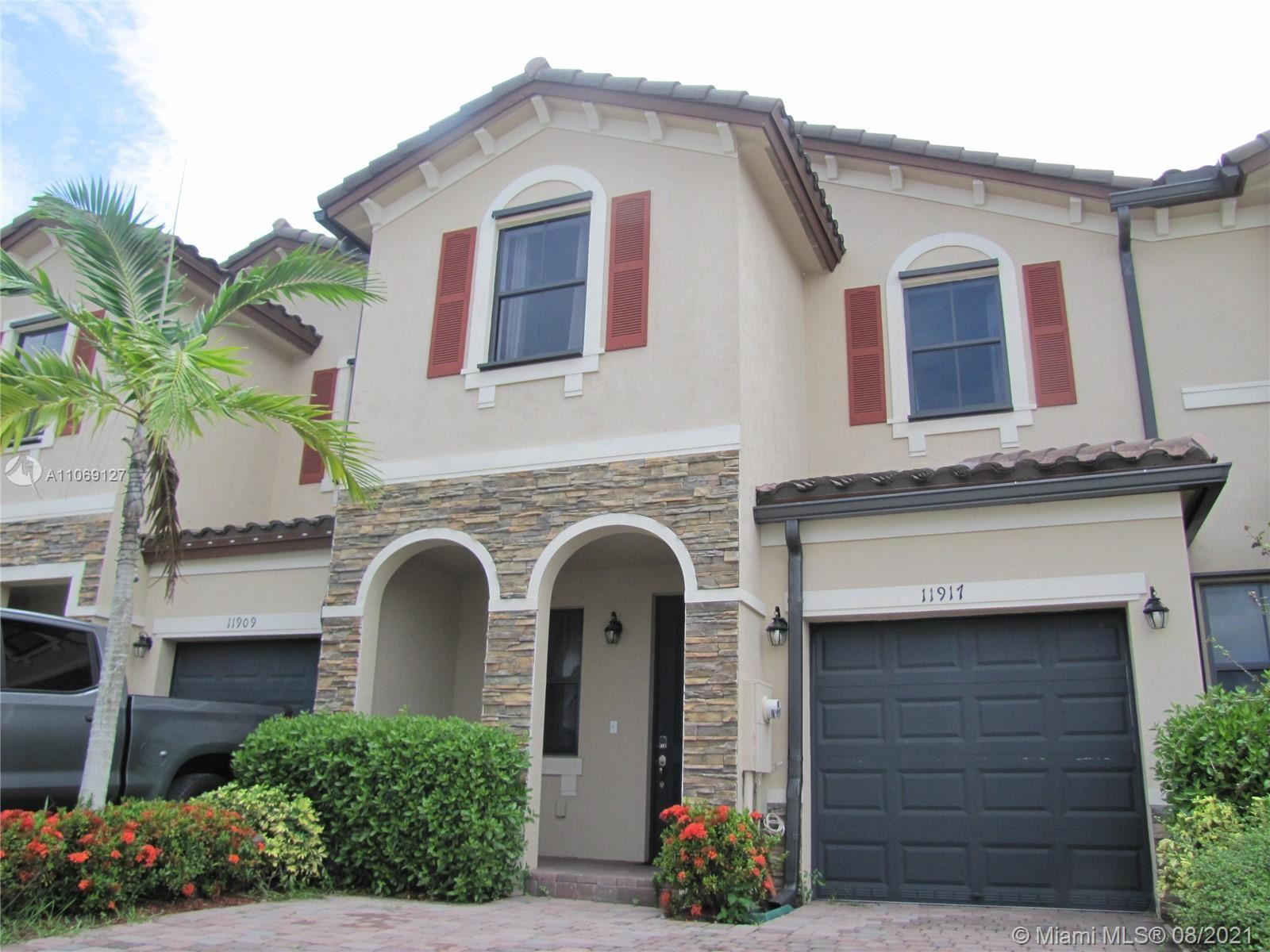 11917 SW 150th Pl, Miami, FL 33196 - #: A11069127