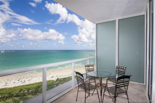 Photo of 100 S Pointe Dr #1807, Miami Beach, FL 33139 (MLS # A10933128)