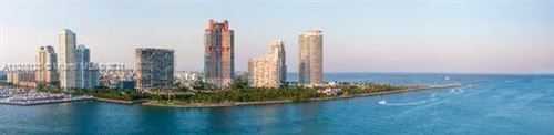 Photo of 6800 Fisher Island #6802 PH-2, Miami Beach, FL 33109 (MLS # A11018128)
