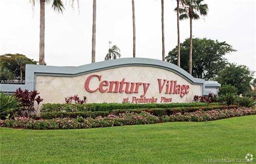 Photo of 13255 SW 9th Ct #401G, Pembroke Pines, FL 33027 (MLS # A11112128)
