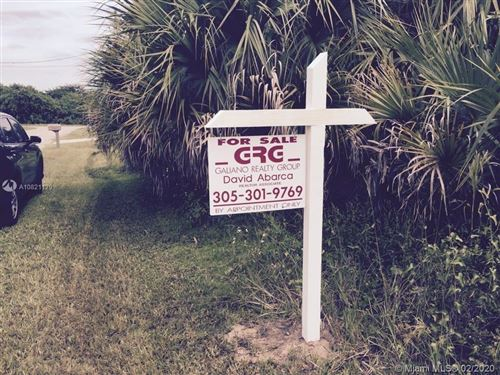 Photo of 0 MAGENTA AVENUE, Other City - In The State Of Florida, FL 34288 (MLS # A10821129)