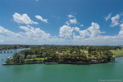 Photo of Listing MLS a10880129 in 9102 W Bay Harbor Dr #5C Bay Harbor Islands FL 33154