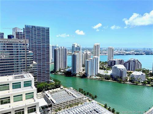 Photo of 950 Brickell Bay Dr #4202, Miami, FL 33131 (MLS # A11044129)