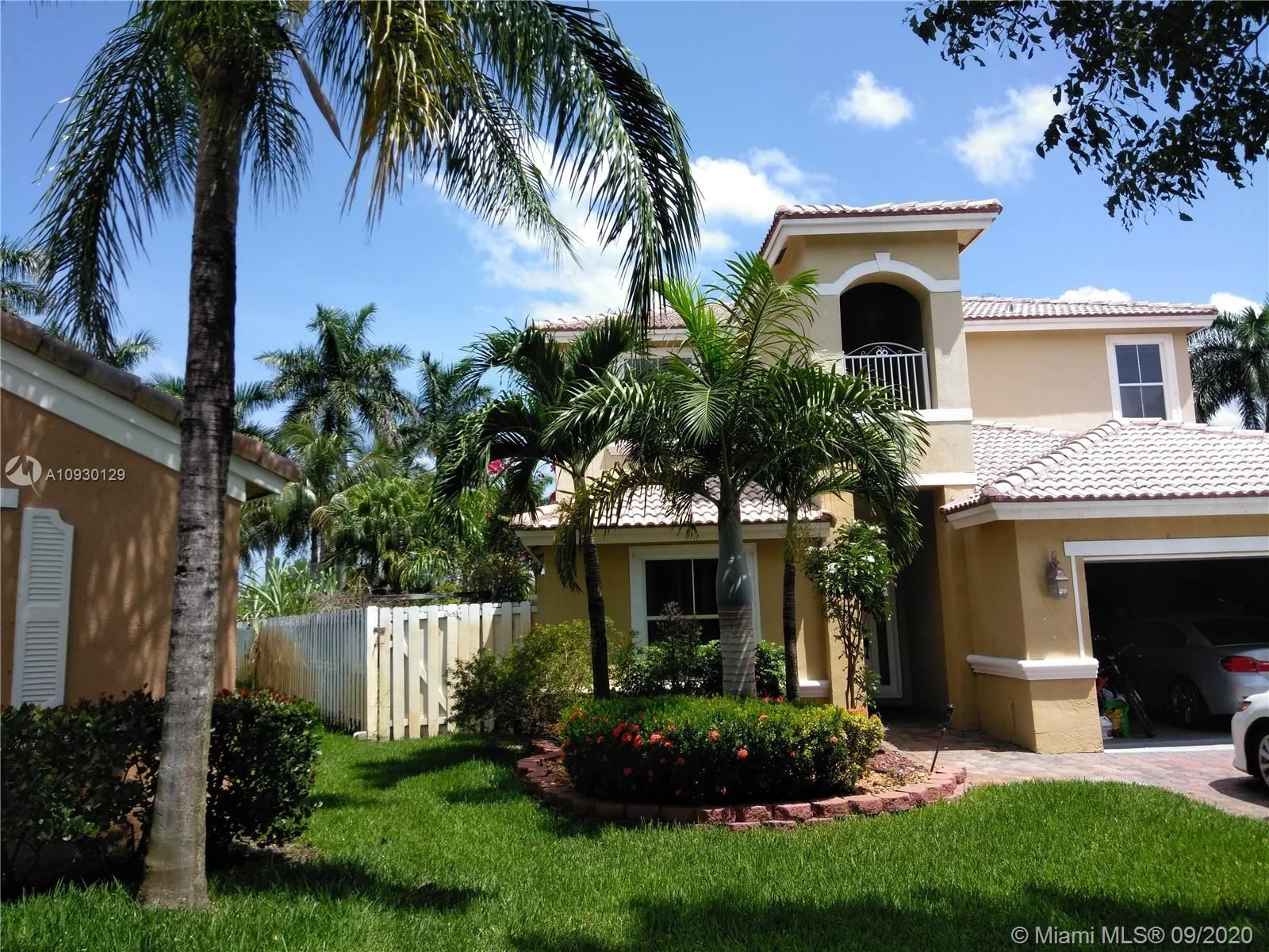 Photo of 2604 SW 135th Ave, Miramar, FL 33027 (MLS # A10930129)