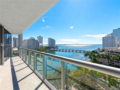Photo of 495 Brickell Ave #1001, Miami, FL 33131 (MLS # A10662130)