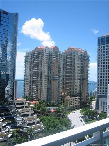 Photo of 951 BRICKELL AV #1608, Miami, FL 33131 (MLS # A10908130)