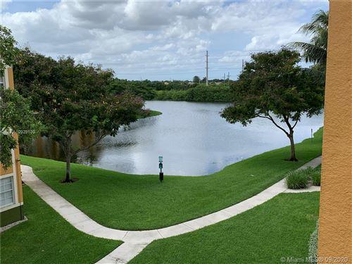 Photo of 2080 W Preserve Way #302, Miramar, FL 33025 (MLS # A10929130)