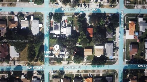 Photo of 1445 NW 42nd St, Miami, FL 33142 (MLS # A11105130)