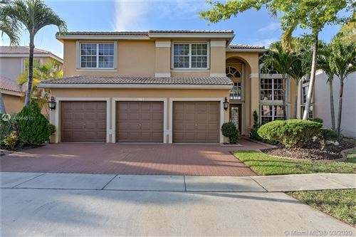 Photo of 17961 SW 35th St, Miramar, FL 33029 (MLS # A10840131)
