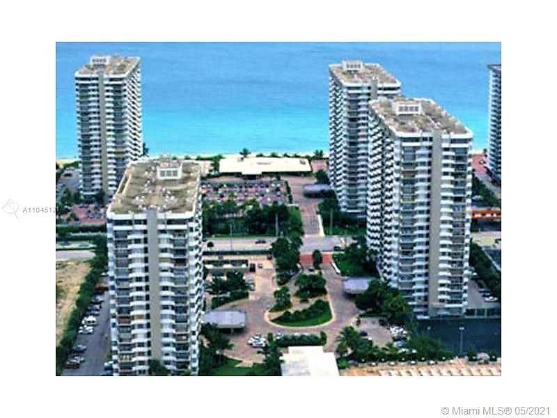 1950 S Ocean Dr #21H, Hallandale Beach, FL 33009 - #: A11045131